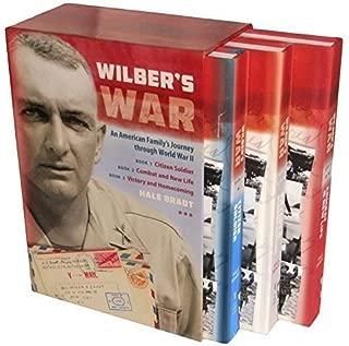 Wilber's War (trilogy): An American Family's Journey through World War II