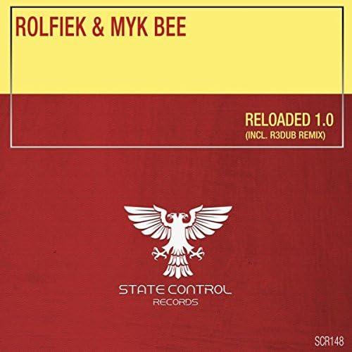 Rolfiek & Myk Bee