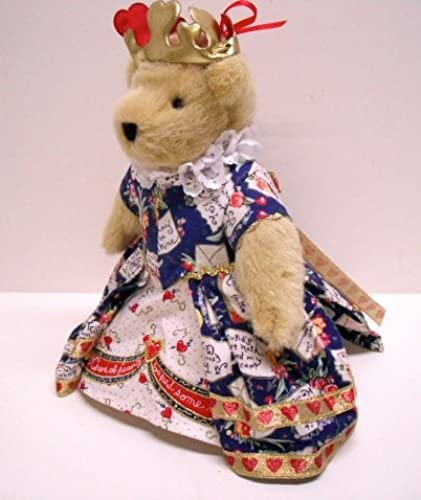 Muffy Vanderbear The Queen of Hearts Dressed by North American Bear