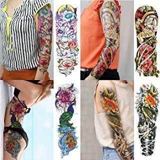 Best lotus tattoo arm sleeve Reviews