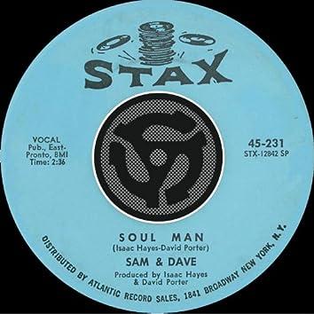 Soul Man / May I Baby [Digital 45]