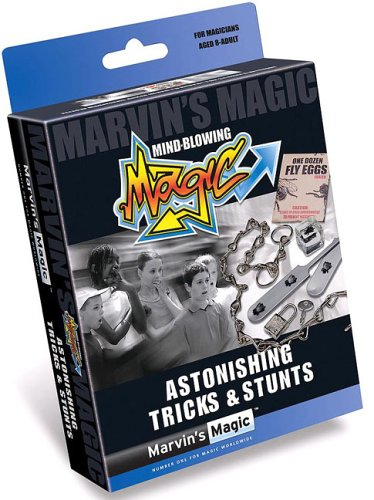 Marvin's Magic Mind-Blowing Magic - Astonishing Tricks & Stunts