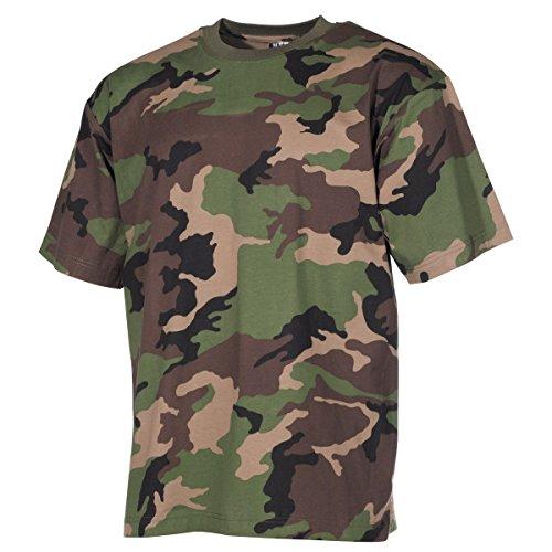 MFH 00104Z US Army Herren Tarn T-Shirt (M 97 SK tarn/XL)
