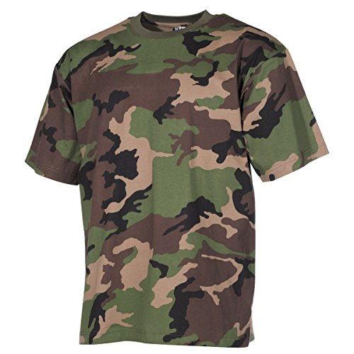 MFH US Army Herren Tarn T-Shirt (M 97 SK tarn/XL)