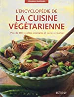 L'encyclopédie de la cuisine végétarienne de Nicola Graimes