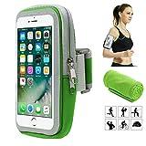Brassard de Sport, Smartphone Bracelet Poignet pour iPhone X XS Plus 8 7 6 6s 5 5C 5S Se Samsung...