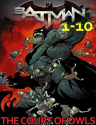 Batman 2011: The Court of Owls Saga Comic Part 1 (English Edition)