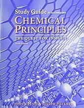 Study Guide for Chemical Principles Sixth edition by Atkins, Peter, Krenos, John, Potenza, Joseph (2013) Paperback