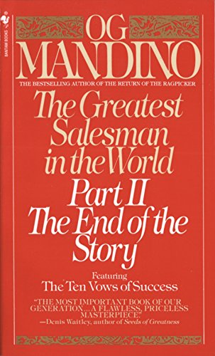 The Greatest Salesman in the World: Part II the End of the Story: 2