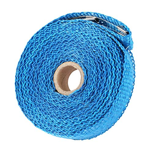 Affordable AutumnFall Car Modification Insulation Belt Motorcycle Exhaust Pipe Insulation Cotton Pla...
