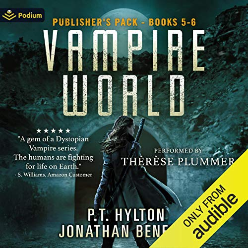 Vampire World: Publisher's Pack 3 audiobook cover art