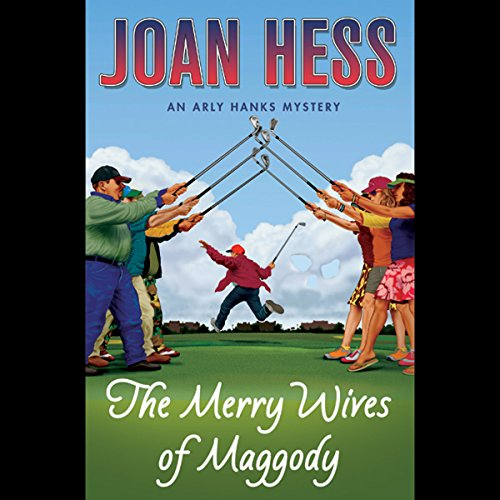 The Merry Wives of Maggody audiobook cover art