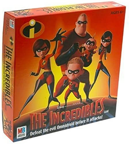 Incrotibles Game by Toys