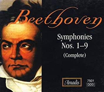 Beethoven: 9 Symphonies (Complete)