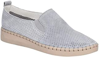 Fleet And Foster Womens/Ladies Tulip Slip On Leather Shoe