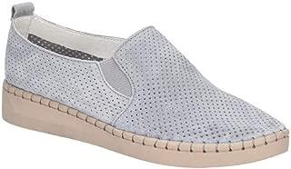 Fleet And Foster Womens/Ladies Tulip Slip On Leather Shoe
