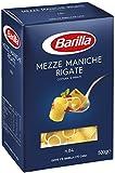 Barilla Pasta Mezze Maniche Rigate, Pasta Corta di Semola di Grano...