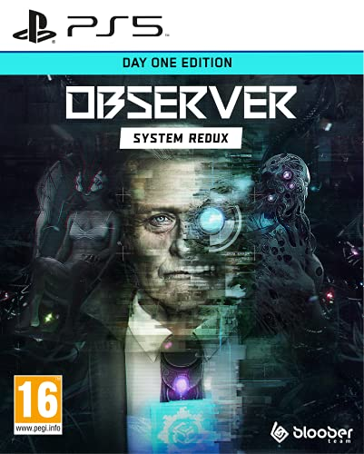 Desconocido Observer System Redux - Day One Edition (Box UK)