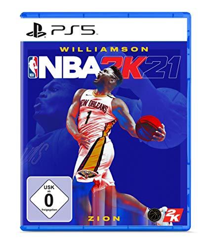 NBA 2K21 Standard Edition - [PlayStation 5] [Importación alemana]