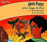 Harry Potter, IV:Harry Potter et la Coupe de Feu - Gallimard Jeunesse - 26/10/2007