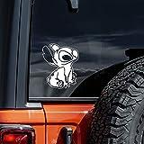 When Pigs Fly Lilo – Stitch – Sentado – Auto – Calcomanía – para ventana – coche – camión – SUV – motocicleta – casco – (puntada sentada)