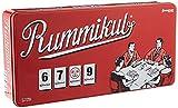 Rummikub in Retro Tin - The Original Rummy Tile Game by Pressman Red, 5'