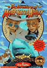 The Case of the Shark Encounter: A Novelization (New Adventures of Mary-kate and Ashley Olsen)