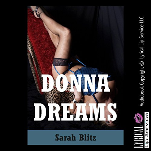 Donna Dreams audiobook cover art