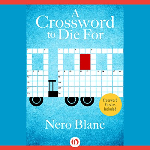 A Crossword to Die For audiobook cover art