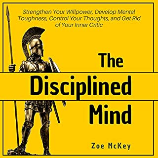 The Disciplined Mind audiobook cover art