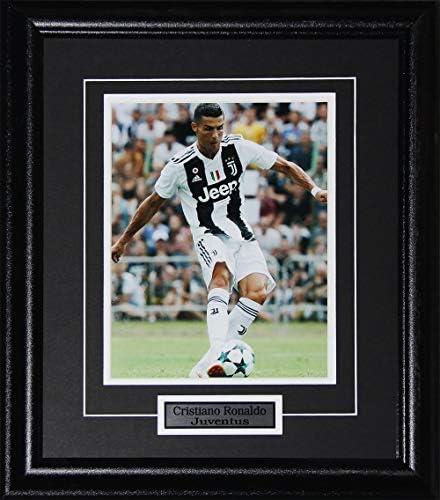 Midway Memorabilia Cristiano Ronaldo Juventus Italy Serie A Soccer Football 8x10 Collector Frame product image