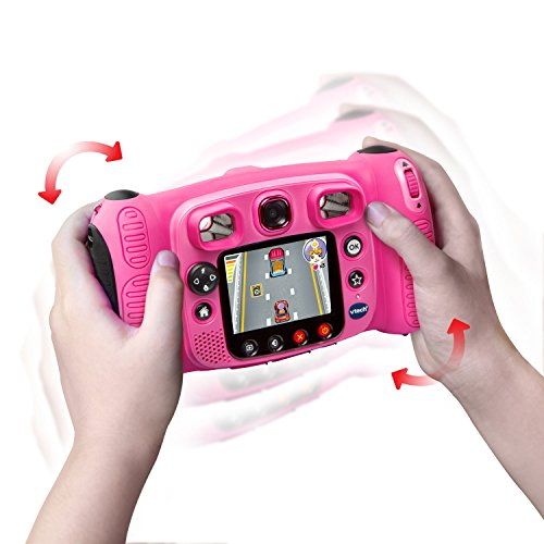 VTech Kidizoom Duo 5.0 Deluxe Digital Selfie Camera with MP3 Player