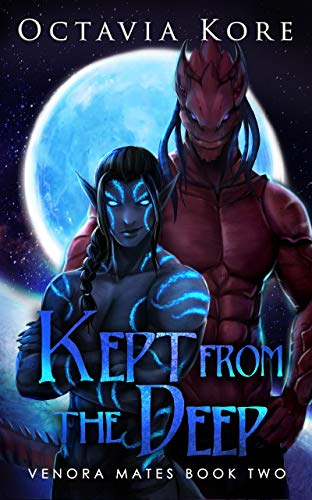 Kept From the Deep: Venora Mates Book Two