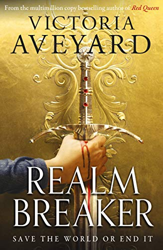 Realm Breaker: From the author of the multimillion copy bestselling Red  Queen series (English Edition) eBook: Aveyard, Victoria: Amazon.de:  Kindle-Shop