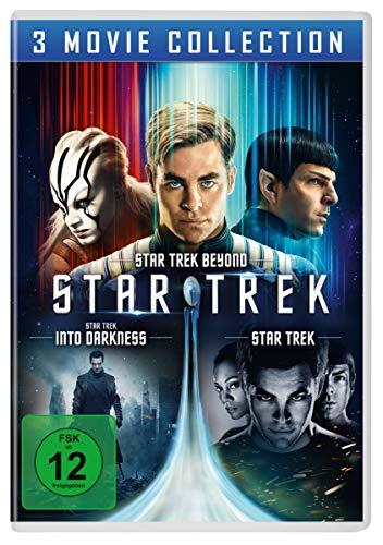Star Trek 3 Movie Collection [3 DVDs]