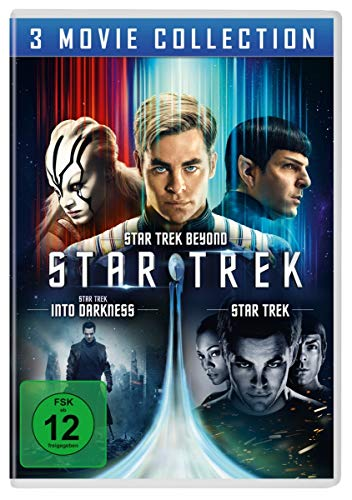 Star Trek 3 Movie Collection [3 DVDs]