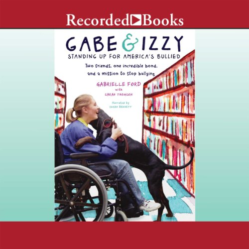 Gabe & Izzy audiobook cover art