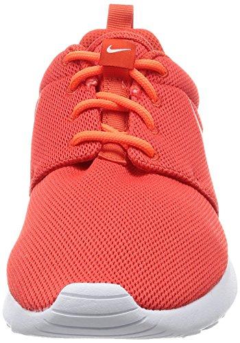 Nike Wmns Roshe One, Zapatillas Mujer, Naranja (MAX Orange/Total Crimson/White), 36 EU