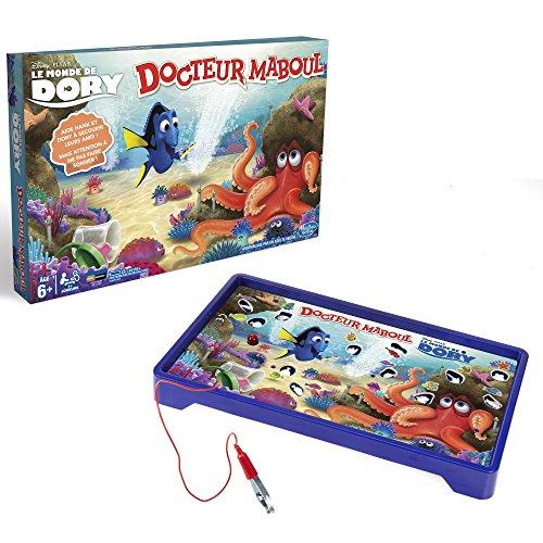 Hasbro Gioco da tavolo–Docteur Maboul