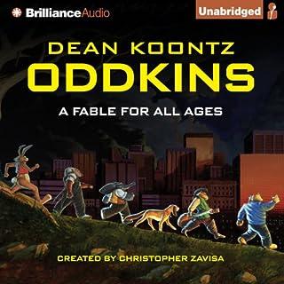 Oddkins cover art