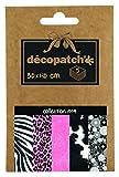 Decopatch 'N ° 22,9cm Tasca Stampa