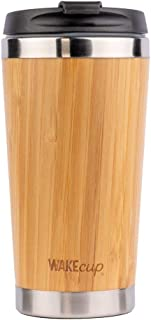 WAKEcup Reusable Bamboo Coffee Cup