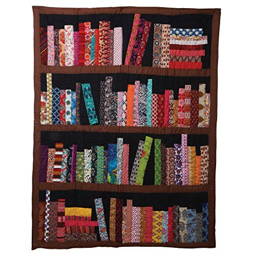 Library Throw Blanket