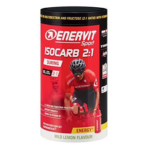 Enervit Sport IsoCarb 2:1 Isotonic Drink Powder, 650g