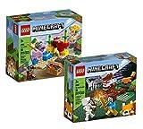Lego 21164 - Juego de cartas Lego Minecraft (21162)