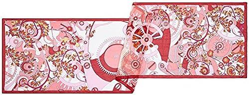 YRXDD Echarpe imprimé Soie Soie Soie Long Long chale Sauvage (45  175cm)