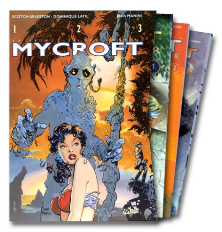 Mycroft inquisitor coffret 3 volumes (1-2-3)