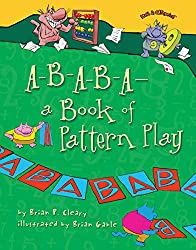 ABABA a book of pattern play - book for teaching patterning