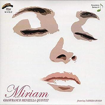 Miriam (feat. Fabrizio Bosso)
