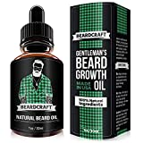 Beard Oil and Mustache Softener and Moisturizer - Fragrance...